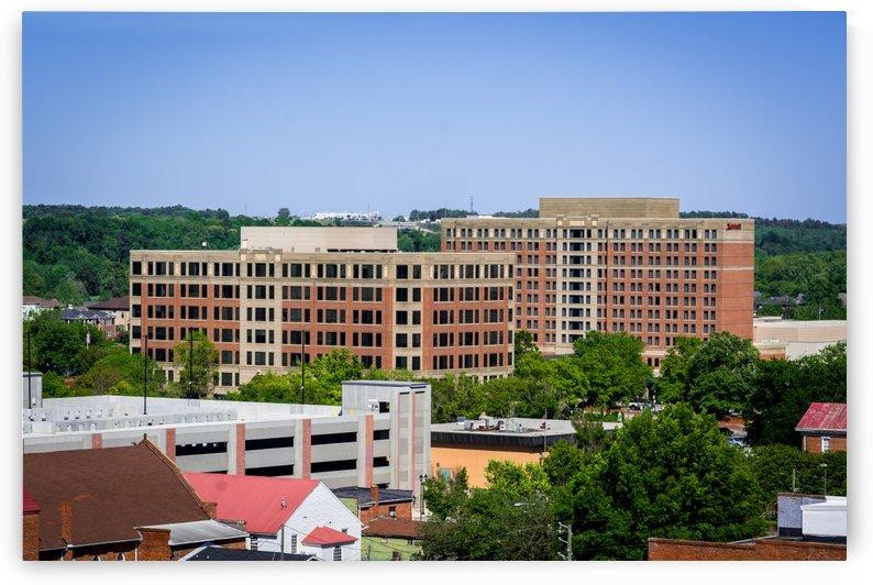 Marriott Hotel Augusta GA Aerial View 6403 by @ThePhotourist