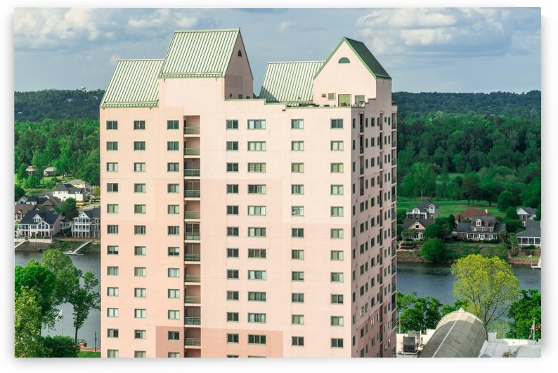 River Place Condominiums   Port Royal   Augusta GA Aerial View 6692 by @ThePhotourist