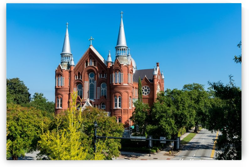Sacred Heart Cultural Center  Augusta GA 3955 by @ThePhotourist