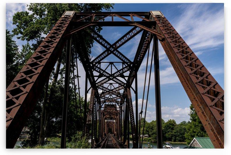 Sixth Street Bridge   Augusta GA 9332 by @ThePhotourist