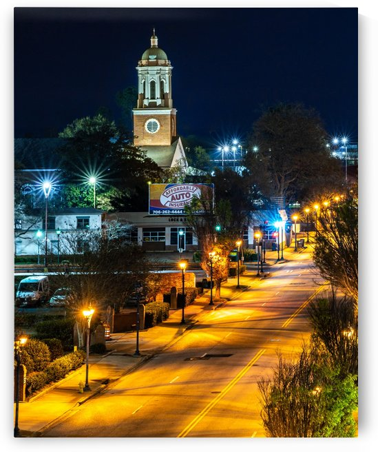 St Pauls Church on Reynolds Street Augusta 2697 by @ThePhotourist