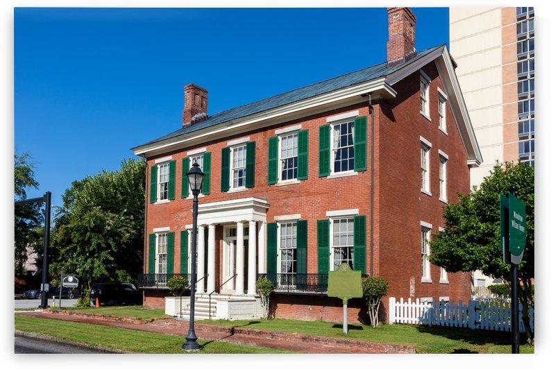 Woodrow Wilson Boyhood Home   Augusta GA 1805 by @ThePhotourist