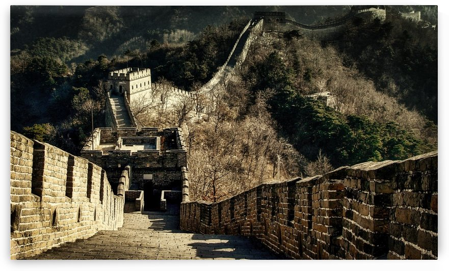 The Great Wall of China by Robert Knight