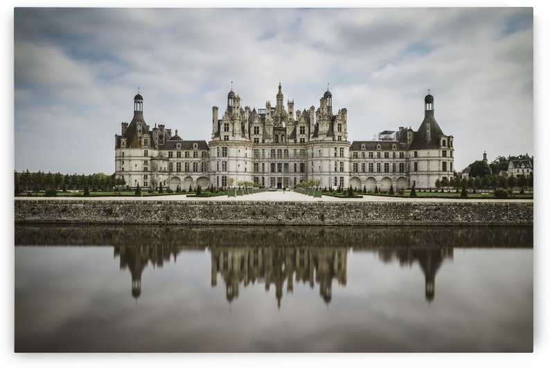 Chateau Chambord  by Sebastian Dietl