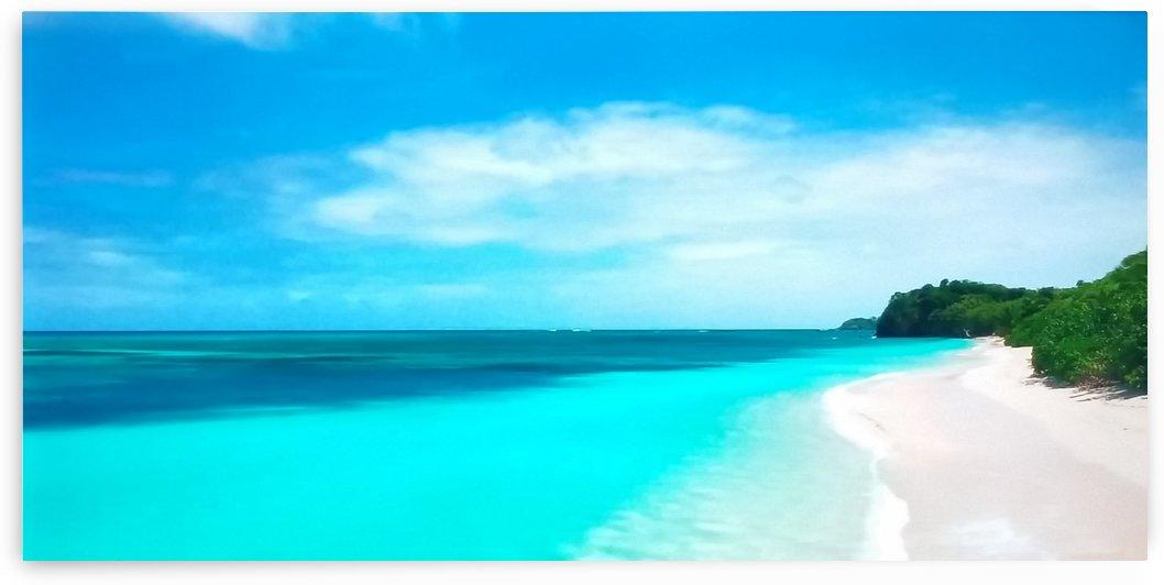 Seascape Art Photograph by Katherine Lindsey Photography