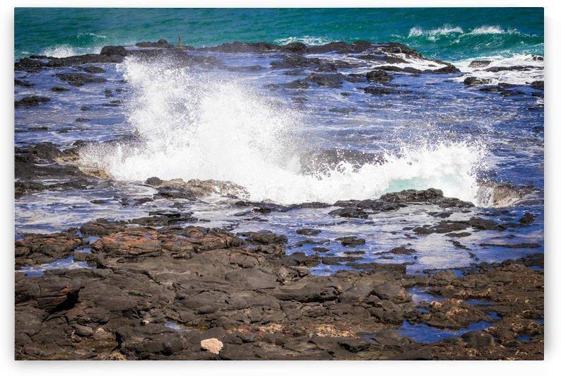 Spouting Horn Blowhole   Kauai Hawaii 0527 by @ThePhotourist