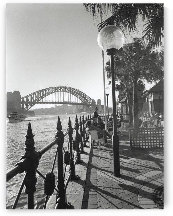 Oyster Bar Circular Quay Sydney by Downundershooter