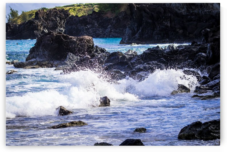 Coastline   Maui Hawaii 1274 by @ThePhotourist