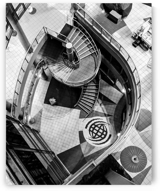 Fibonacci stairs by Aldo Cruz