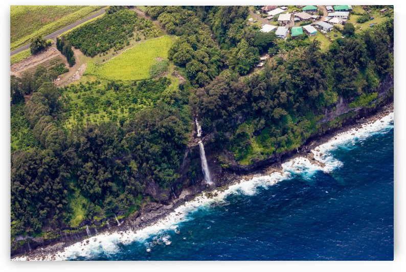 Coastline Aerial View   Maui Hawaii 2674 by @ThePhotourist