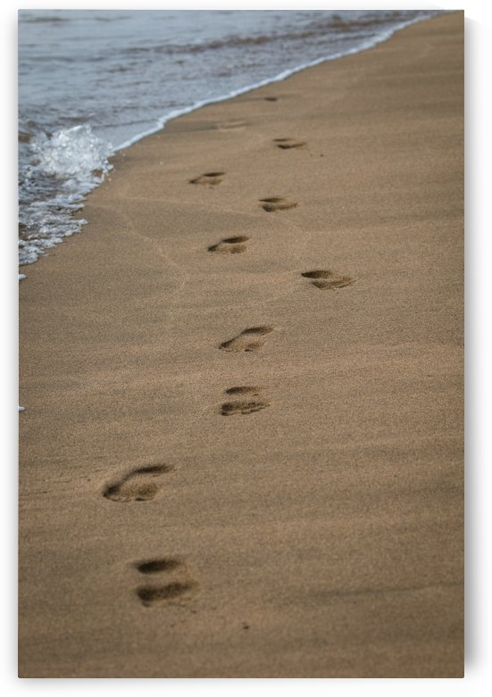 Footsteps at Beach   Maui Hawaii 2702 by @ThePhotourist