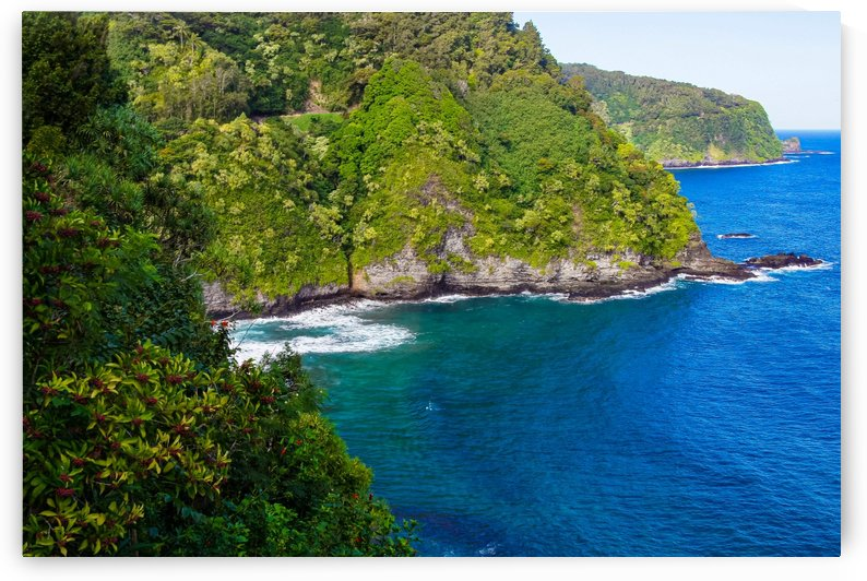 Nuaailua Bay Road to Hana   Maui Hawaii 07863 by @ThePhotourist