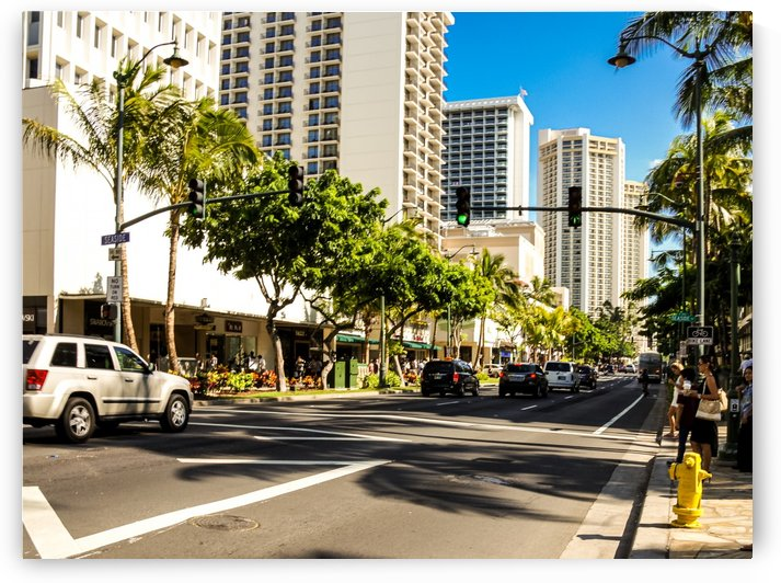 Waikiki   Oahu Hawaii 08359 by @ThePhotourist