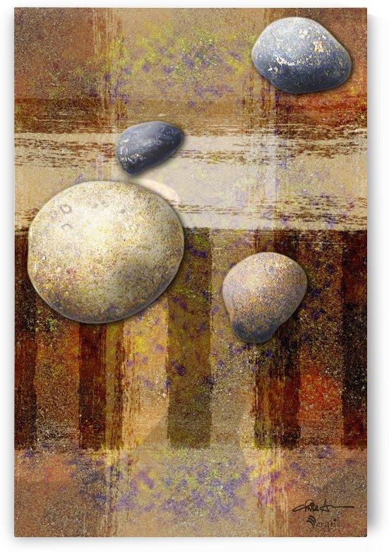 Rocks on Ochre 2x3 by Veratis Editions