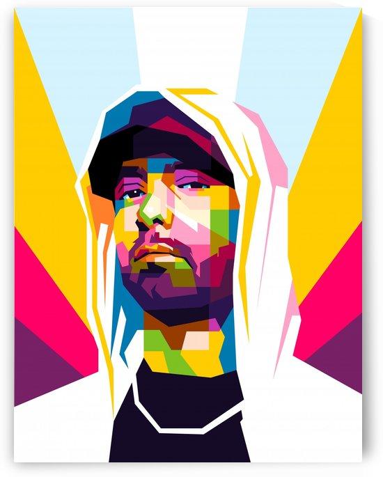 Eminem by wpaprint