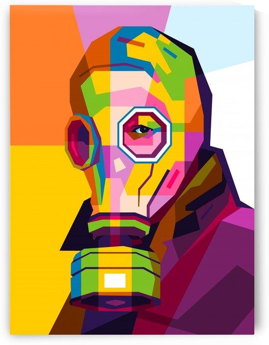 Chernobyl Mask by wpaprint