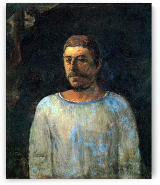 Galgotha by Gauguin by Gauguin