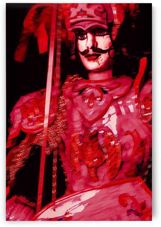 Sicilian puppets 2 by Giorgio Di Fini