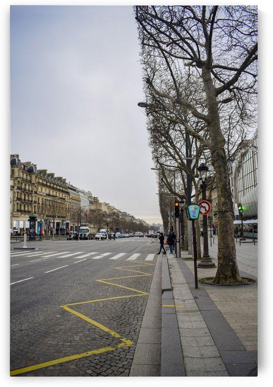 Paris in March by Bayaaz