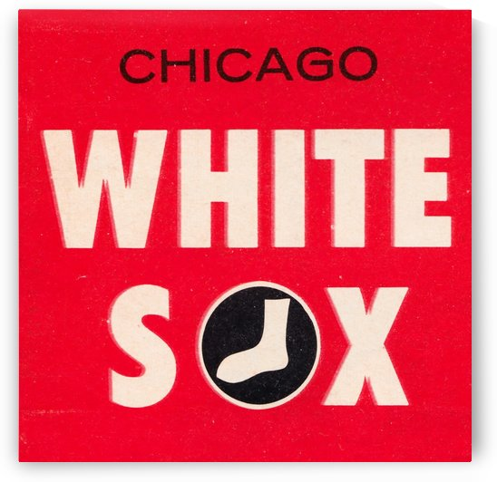chicago white sox row one brand vintage by Row One Brand
