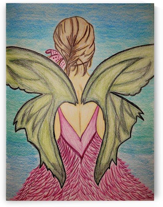 Sweet Fairy by Breanna Renee