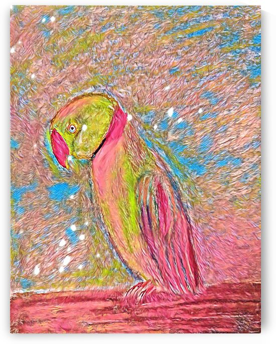In the Pink by Aurelia Schanzenbacher Sisters Fine Arts