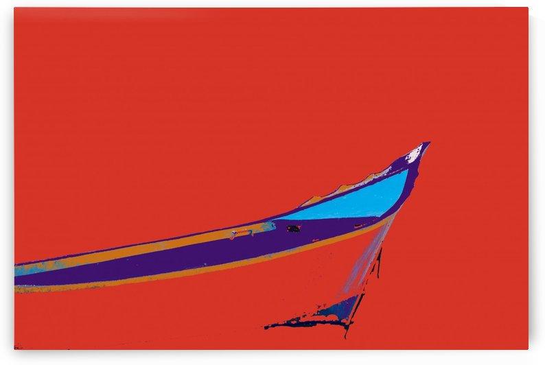 Boat XXI by Carlos Wood