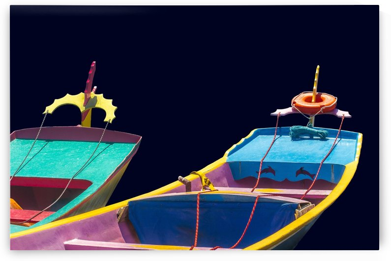 Boat XXV by Carlos Wood