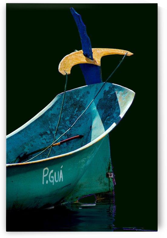 Boat XXIV by Carlos Wood
