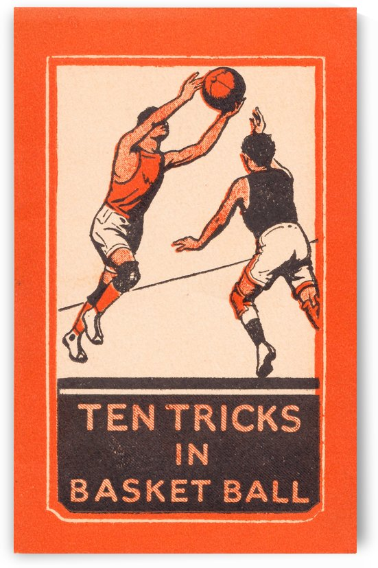 1924 Ten Tricks in Basketball  by Row One Brand