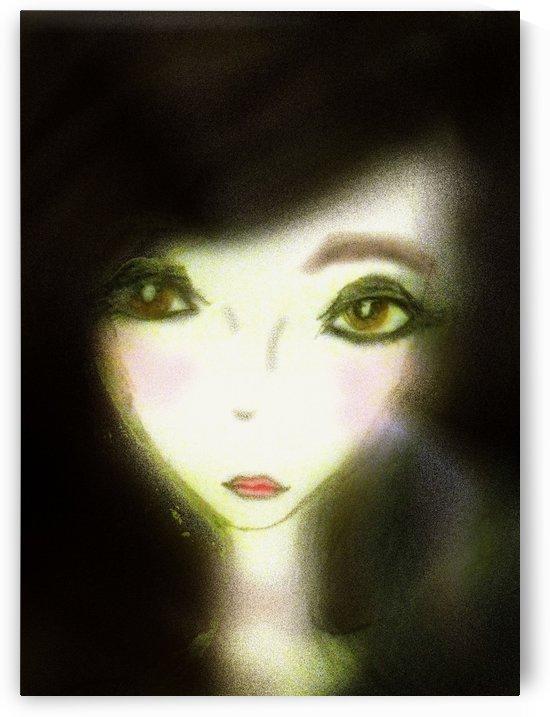 darkhairgirl by Summer McGaha