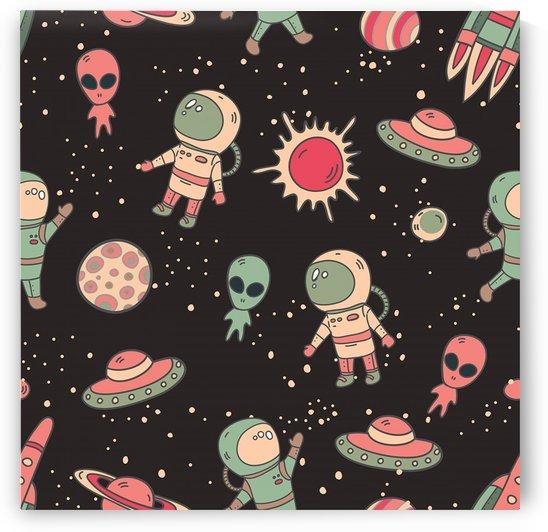 Spacepatterncartoon by Shamudy