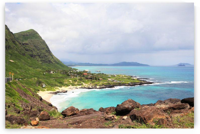 Makapu'u point Bay by On da Raks