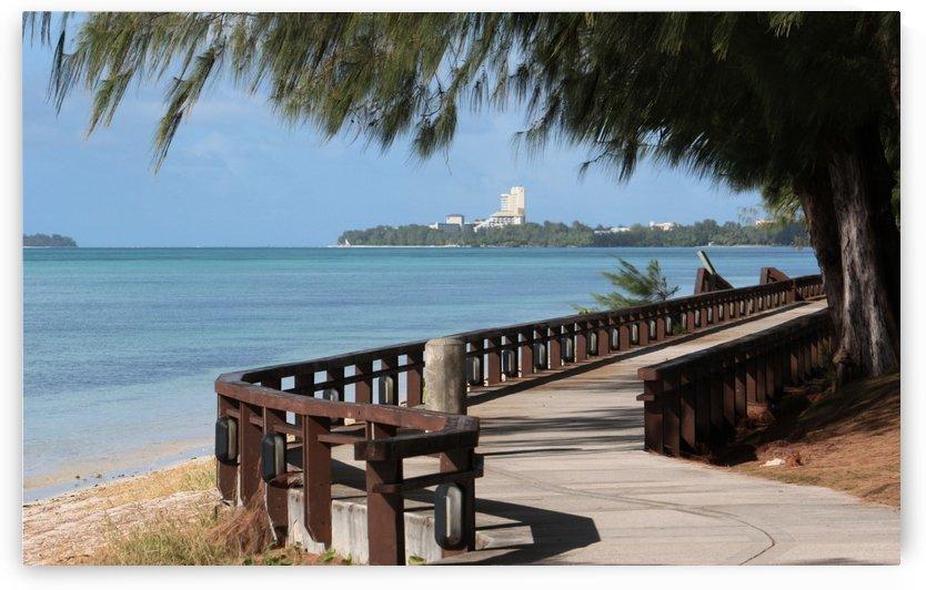 Beach Road Walkway by On da Raks