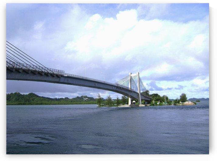 Japan-Palau friendship Bridge by On da Raks