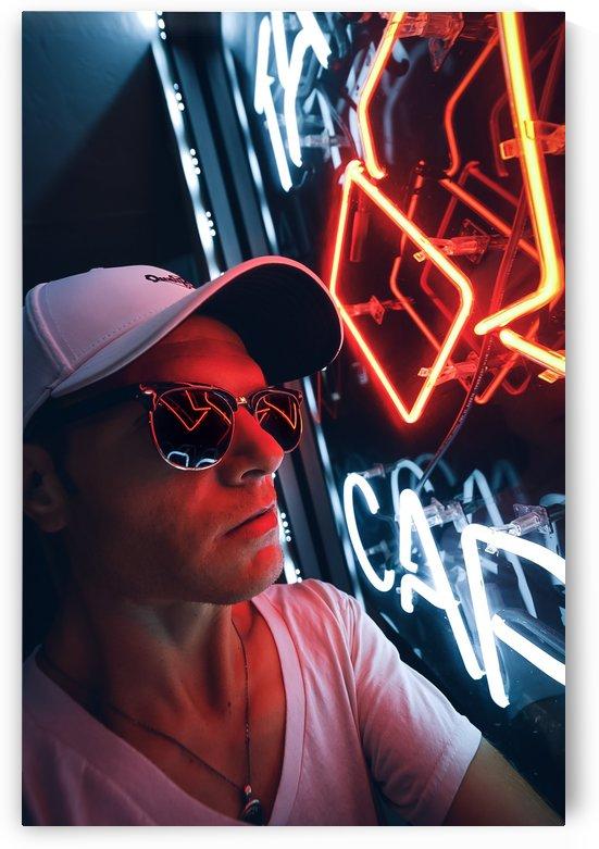 Sony Selfie by Depth Of Fin