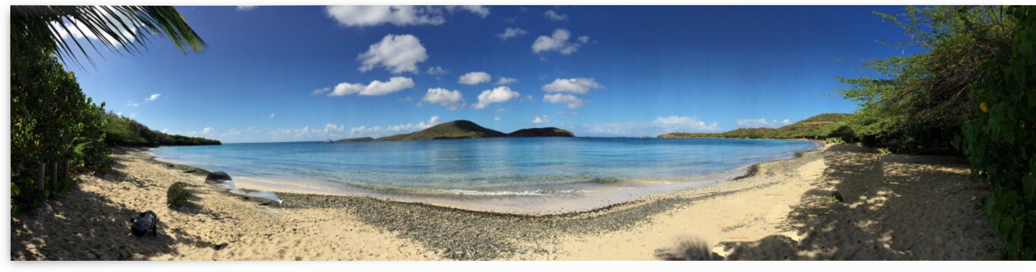 Zoni Beach  Puerto Rico by On da Raks