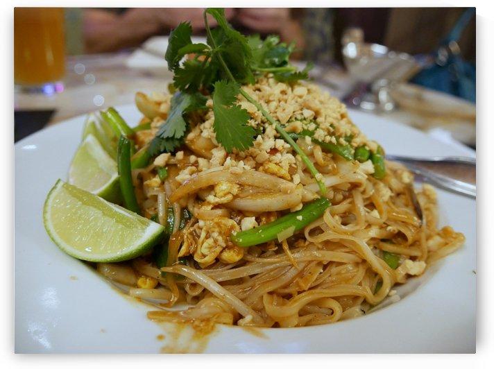 Chicken Pad Thai by On da Raks