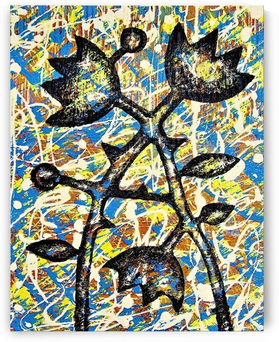 Black Dahlia by Jarmila Kostliva Studio
