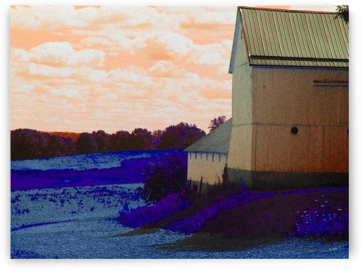 Simple Farmhouse by Daniel Rothenberg