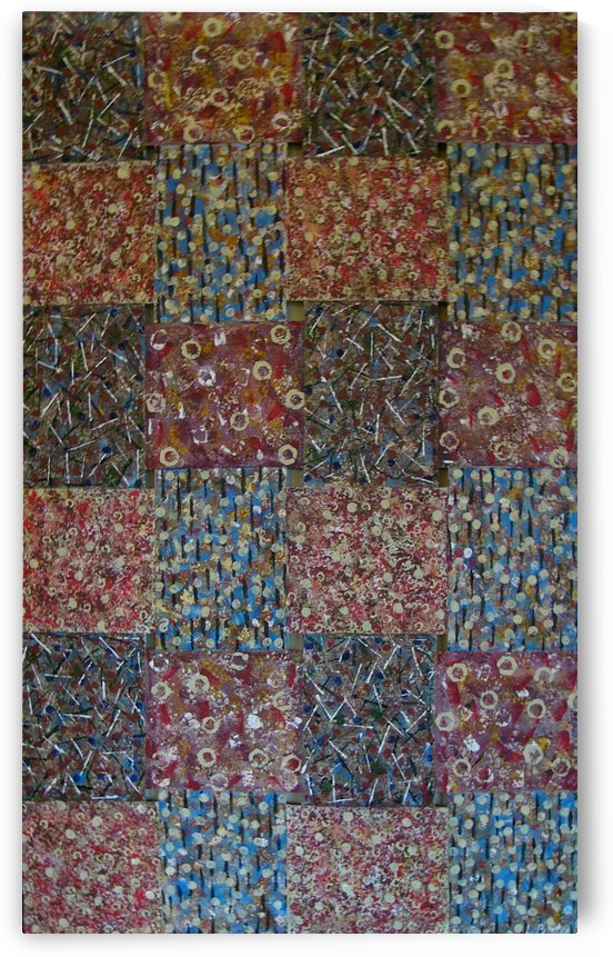 Patchwork by Lisa Bates