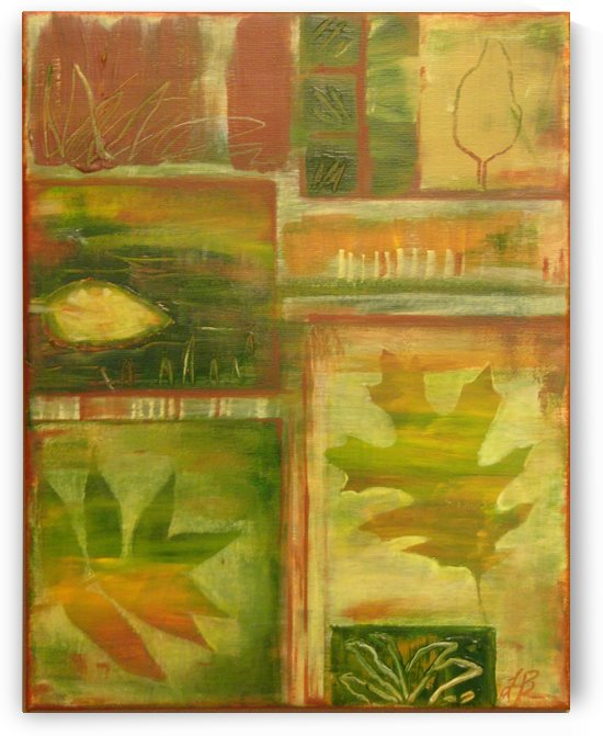 Seasonal Montage by Lisa Bates