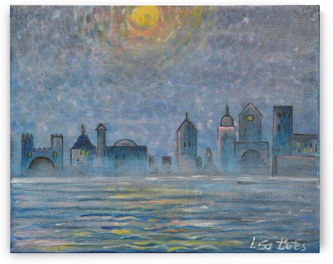 Near the Shore by Lisa Bates