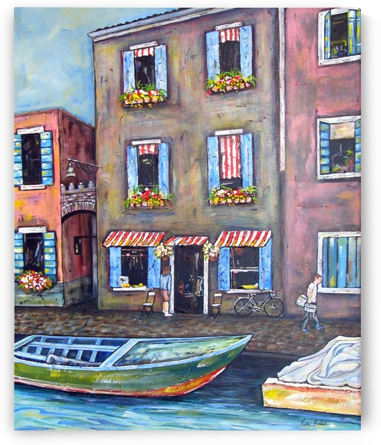 Venice by Lisa Bates