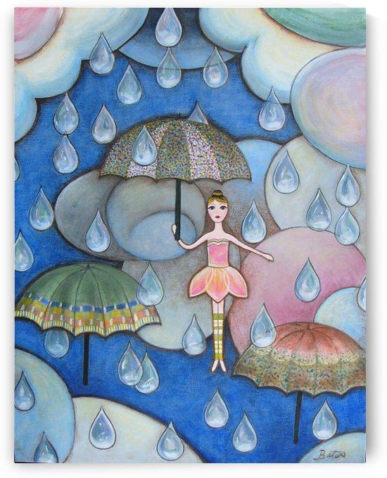 Rain Fairy by Lisa Bates