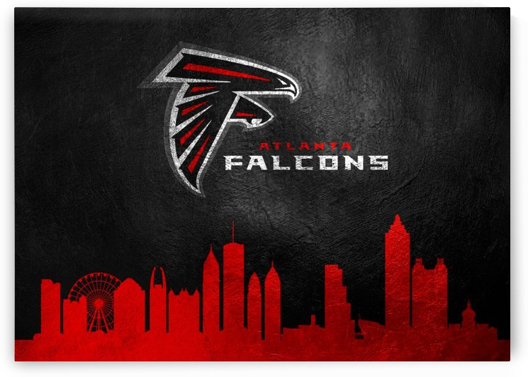 Atlanta Falcons by ABConcepts
