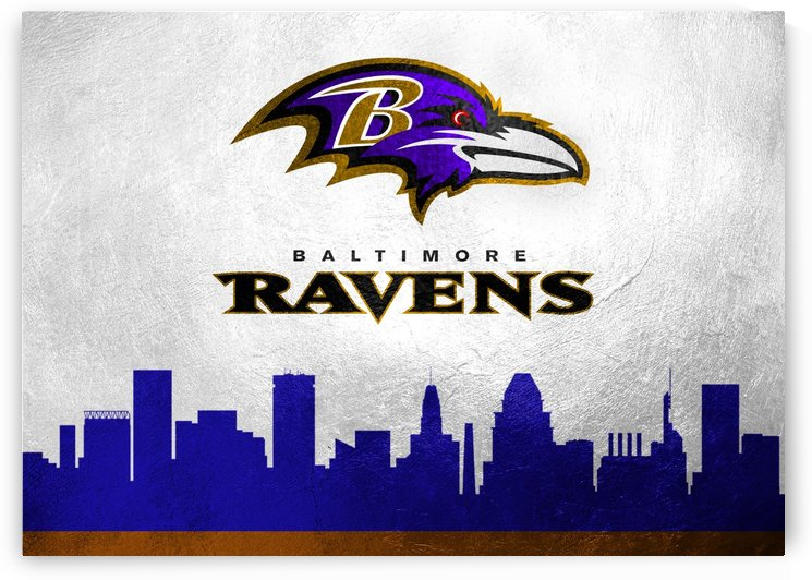 Baltimore Ravens by ABConcepts