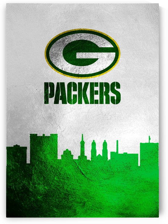 Greenbay Backers Skyline by ABConcepts
