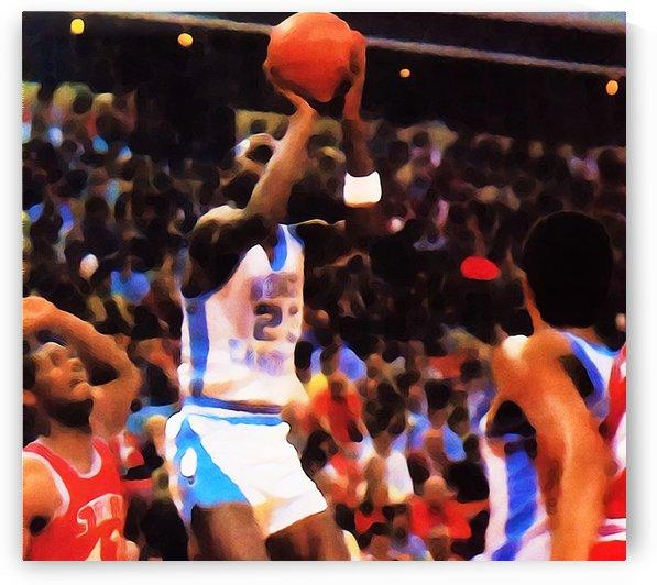 Retro Jordan Jumper by Row One Brand