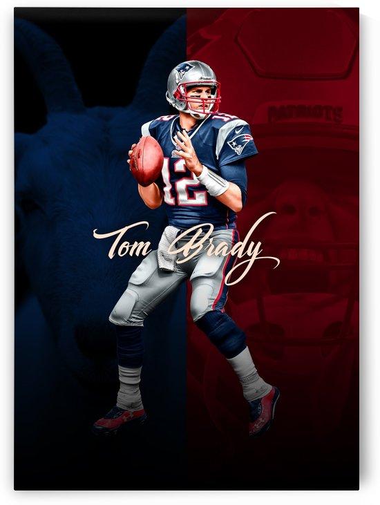 Tom Brady by ABConcepts